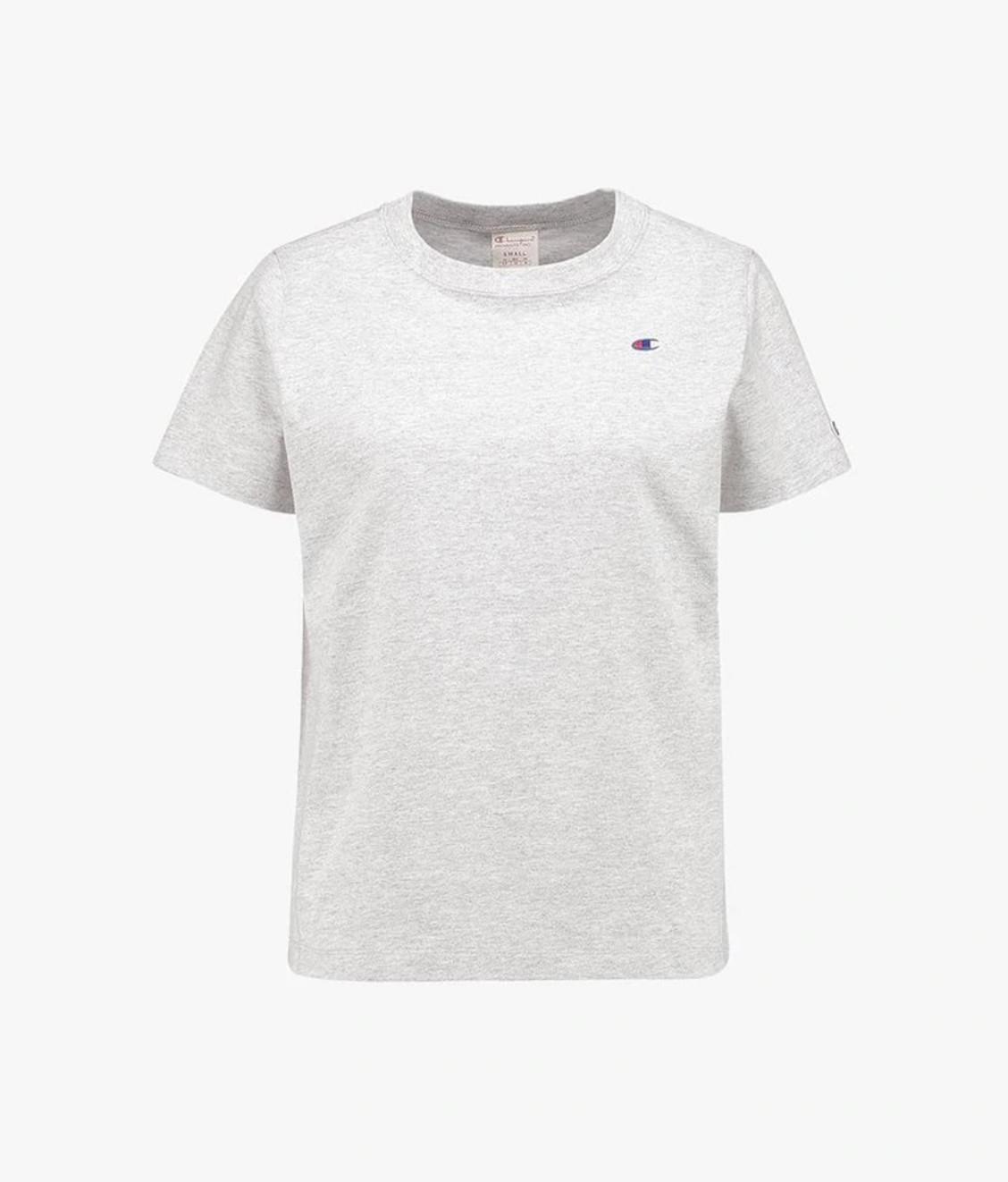 Champion Champion Crewneck T-Shirt Grey