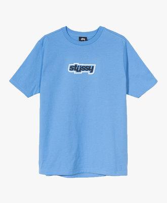 Stussy Stussy Drop U Tee Blue