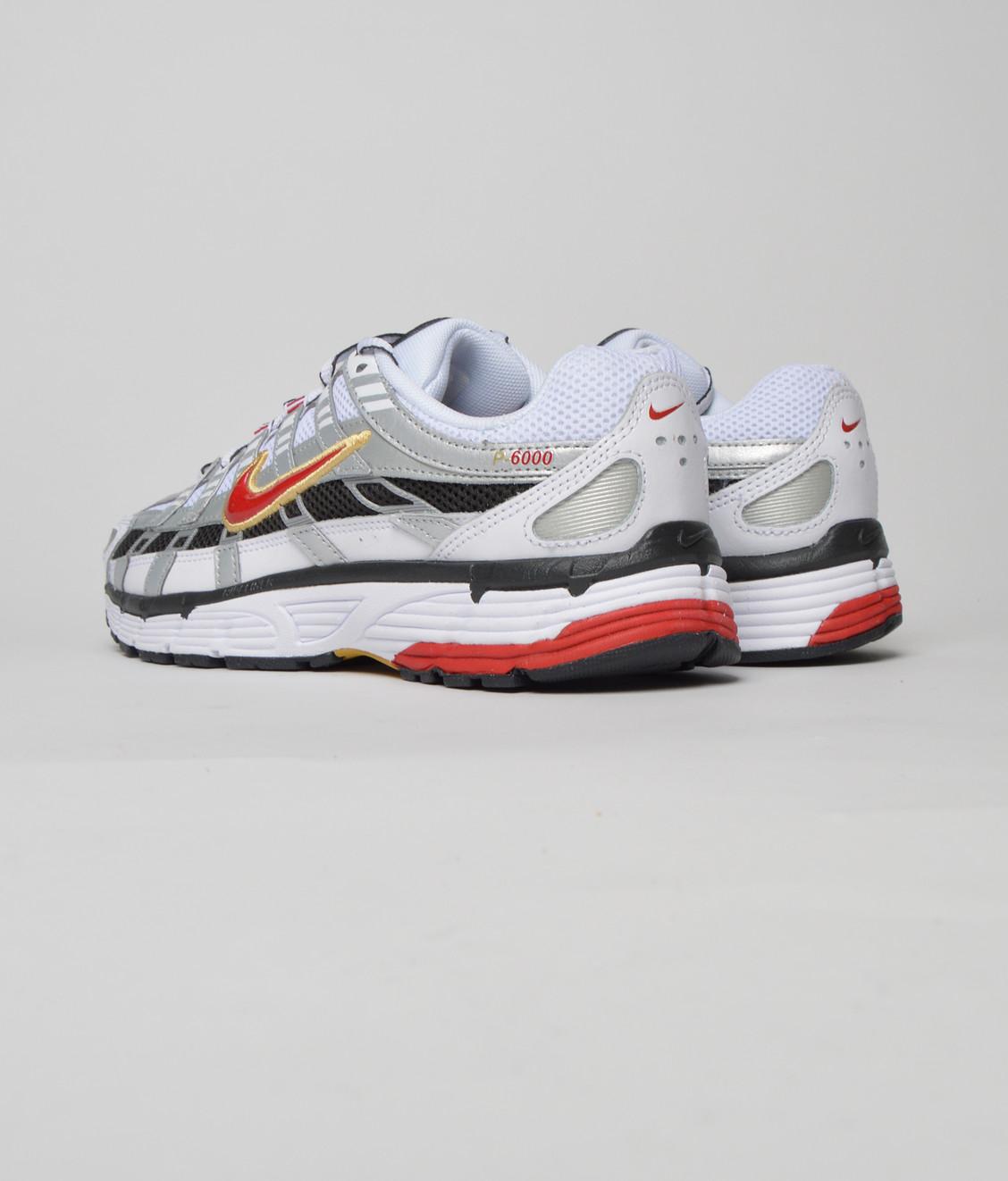 Nike Nike W P-6000 White Varsity Red