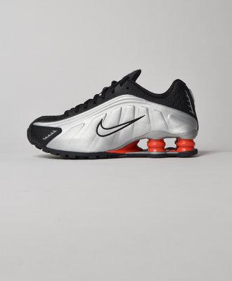 Nike Nike Shox R4 Black Metallic