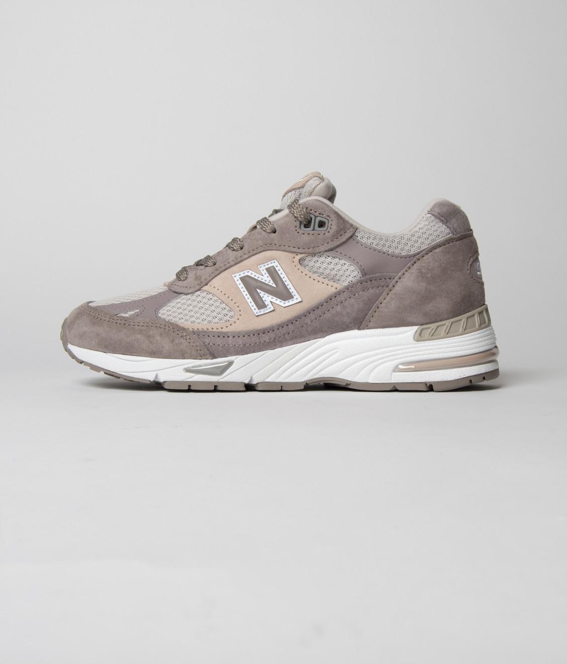 New Balance New Balance W991 B LGS Grey