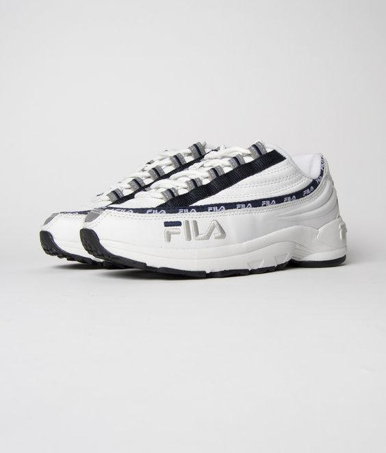 Fila DSTR97 Leather White
