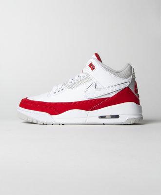 Nike Air Jordan 3 Retro Tinker White University Red