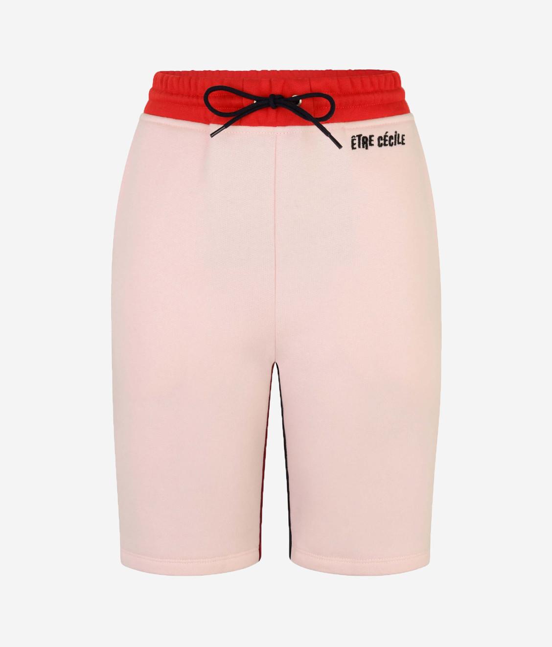 Etre Cecile Etre Cecile Colour Block Track Short Pink