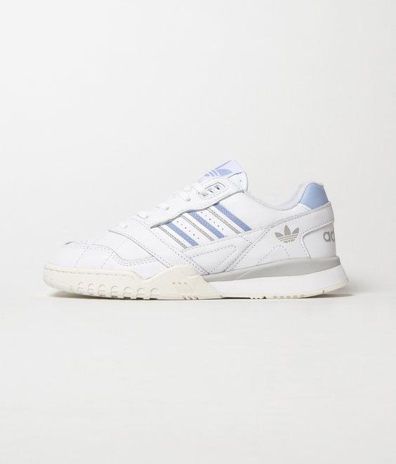 Adidas Adidas A.R. Trainer Footwear White Blue