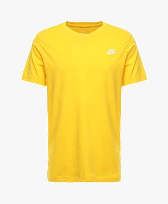 Nike Nike Sportswear Tee Amarillo Yellow