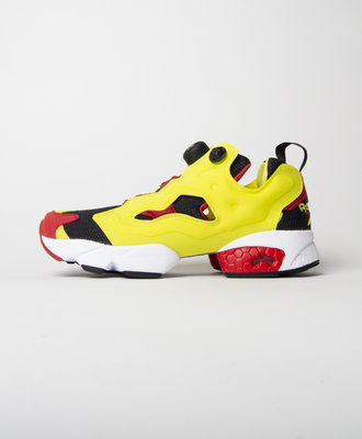 Reebok Reebok Instapump Fury OG Black Green Red