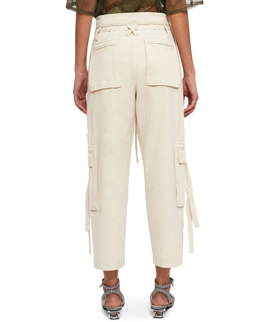 Opening Ceremony Opening Ceremony Tie Knot Cargo Pants