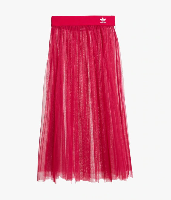 Adidas Adidas Skirt Tulle Pink