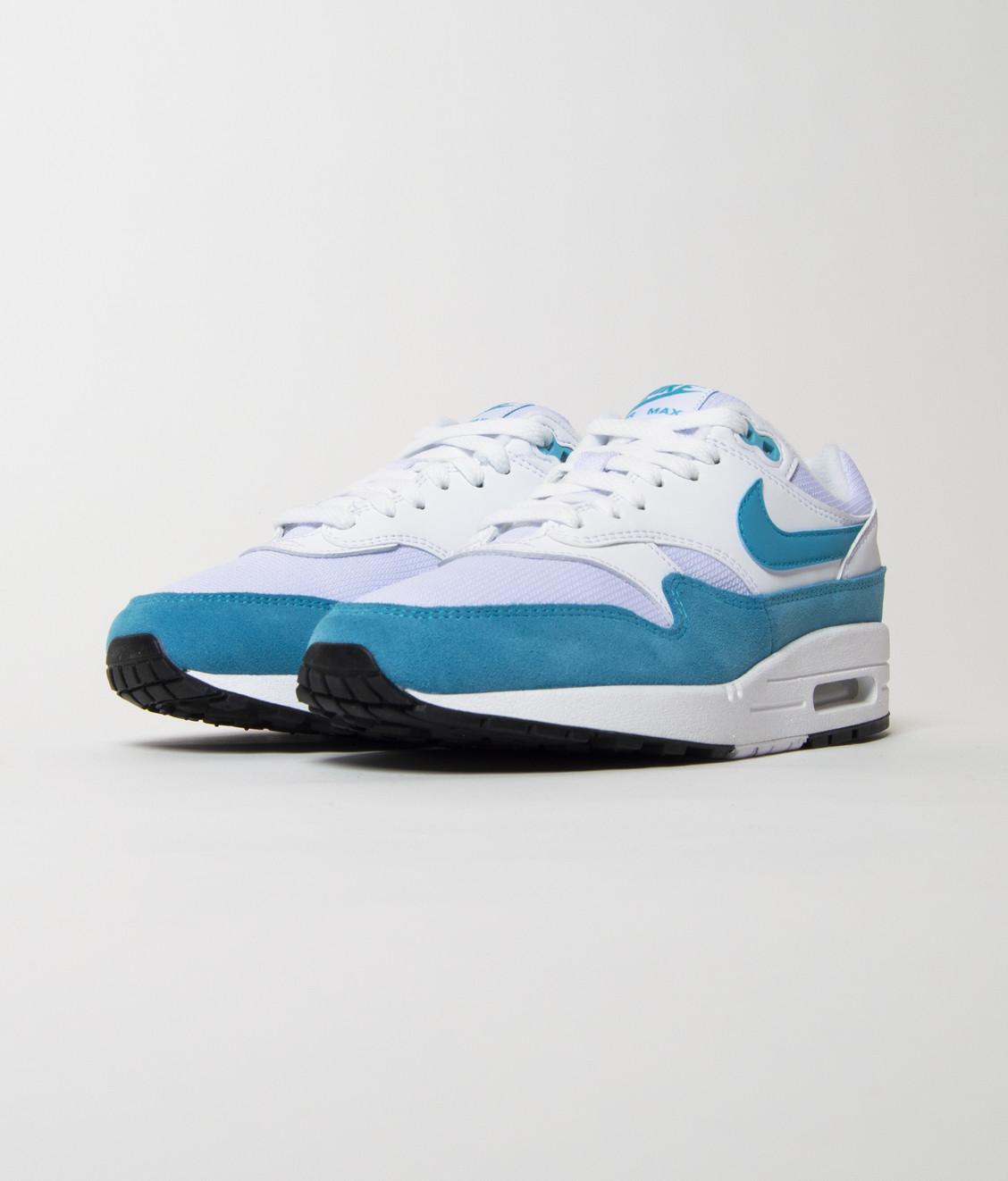 Nike Nike Air Max 1 White Light Blue Fury Atomic Teal