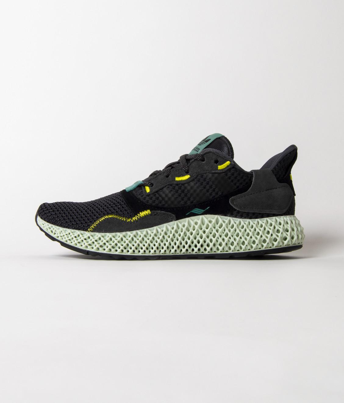 Adidas Adidas ZX 4000 4D Carbon Carbon