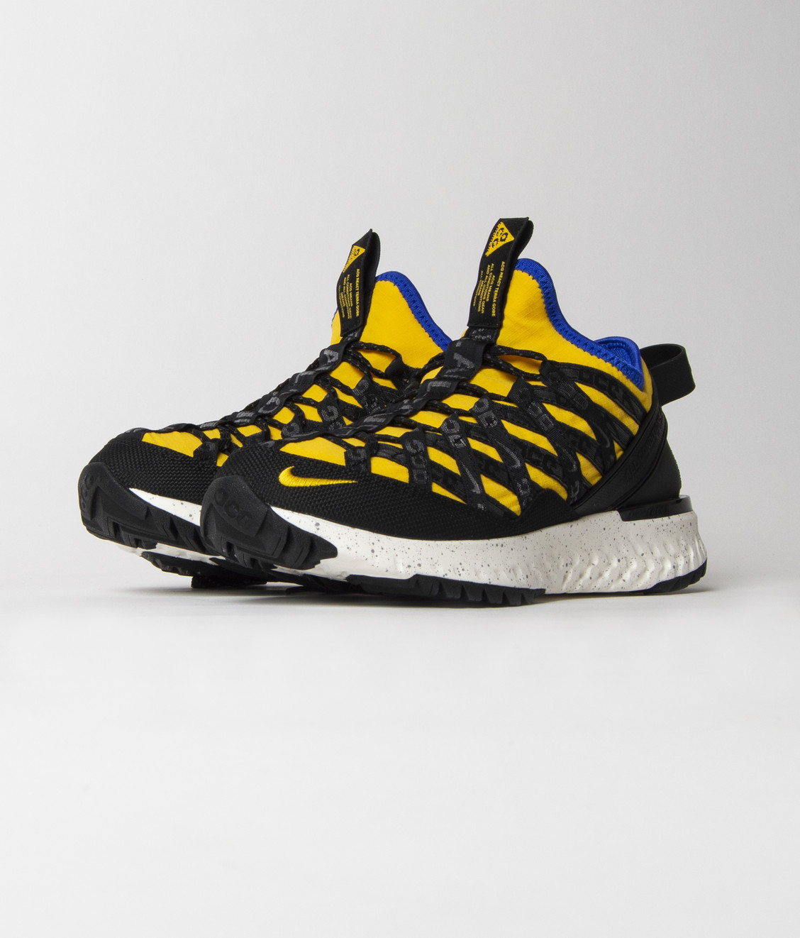 Nike Nike ACG React Terra Gobe Amarillo