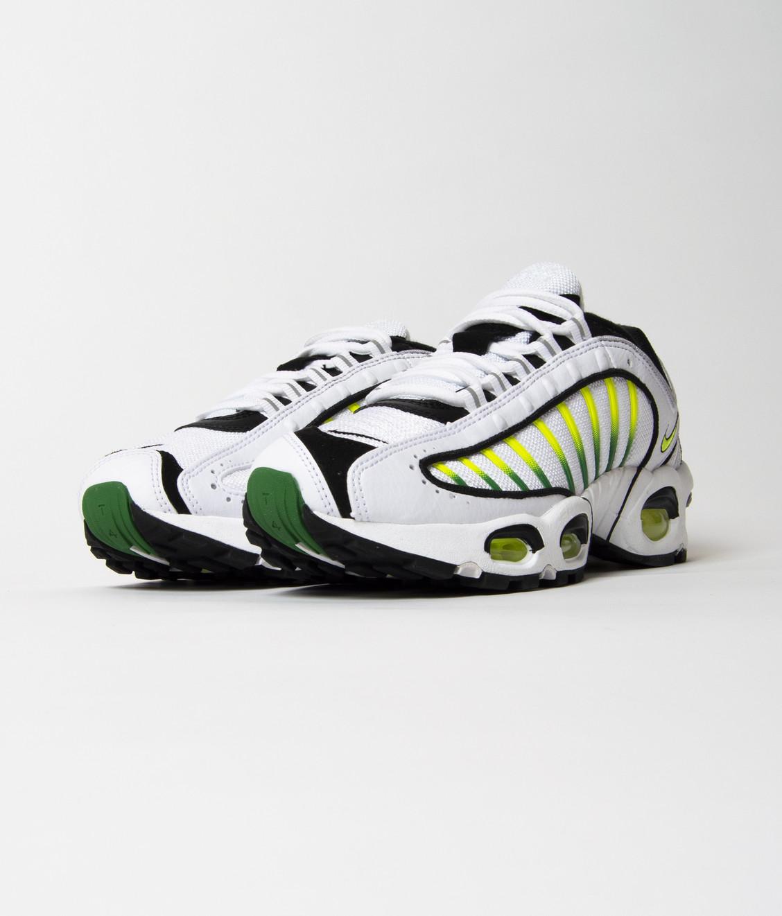 Nike Nike Air Max Tailwind IV White Black Volt