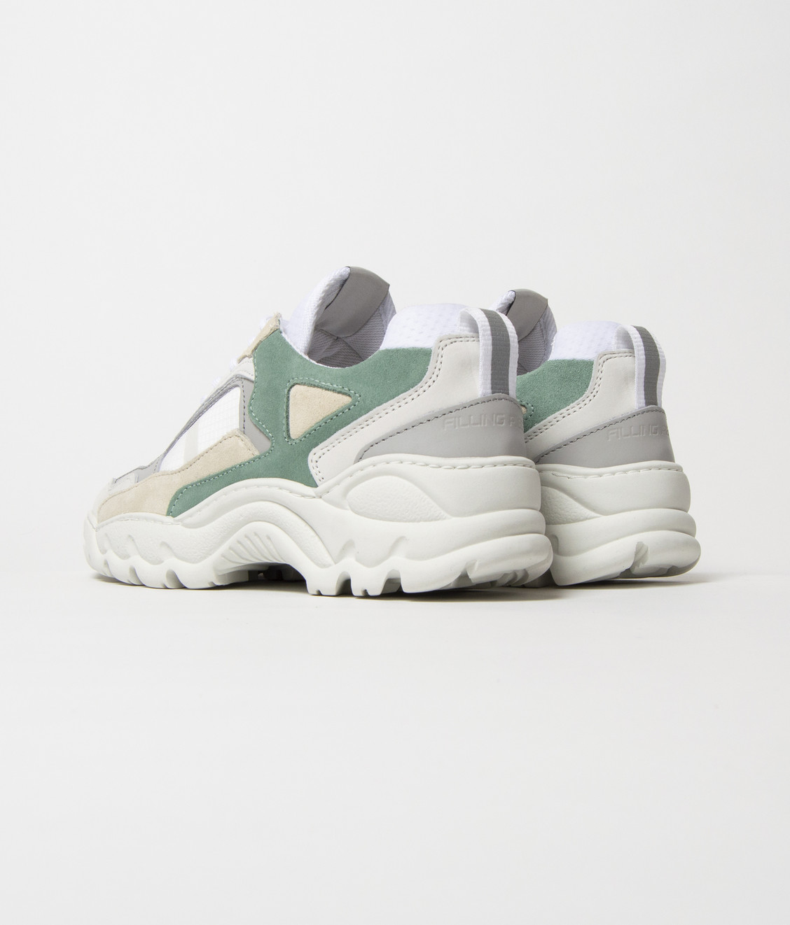 Filling Pieces Filling Pieces Low Curve Iceman Trimix White Mint