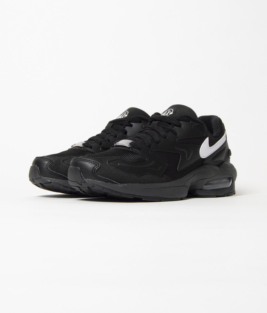Nike Nike Air Max2 Light Black White