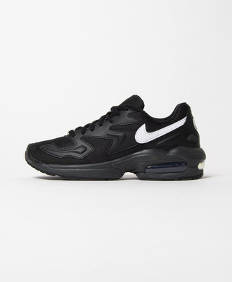 Nike Nike Air Max2 Light Black White