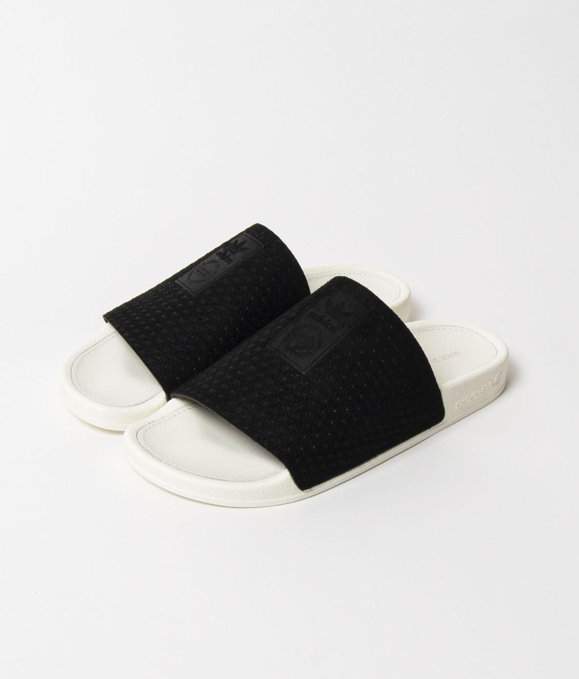 Adidas Adidas Adilette Luxe W Black