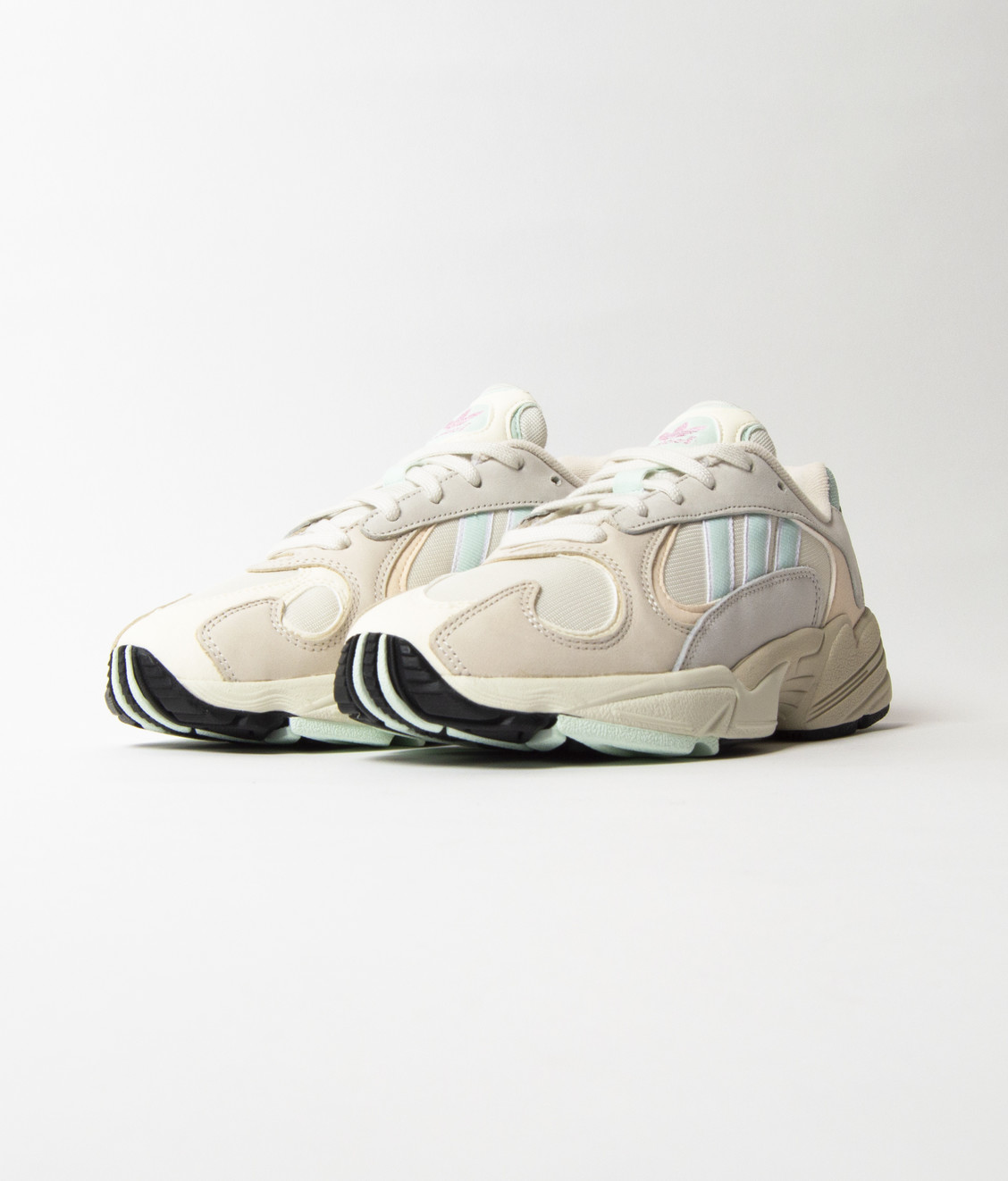 Adidas Adidas Yung-1 Off White Ice Mint