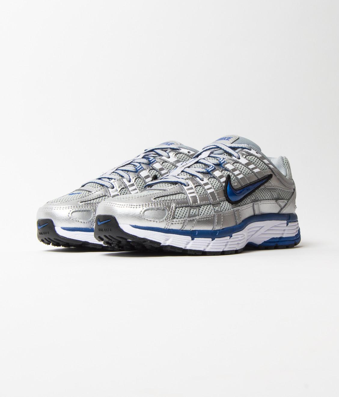 Nike W Nike P-6000 Metallic Silver Royal