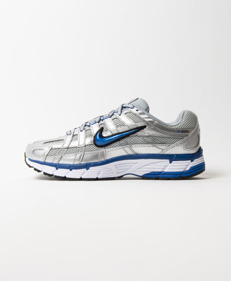 Nike W Nike P-6000 Metallic Silver Royal