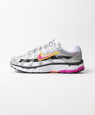 Nike W Nike P-6000 White Laser Fuchsia