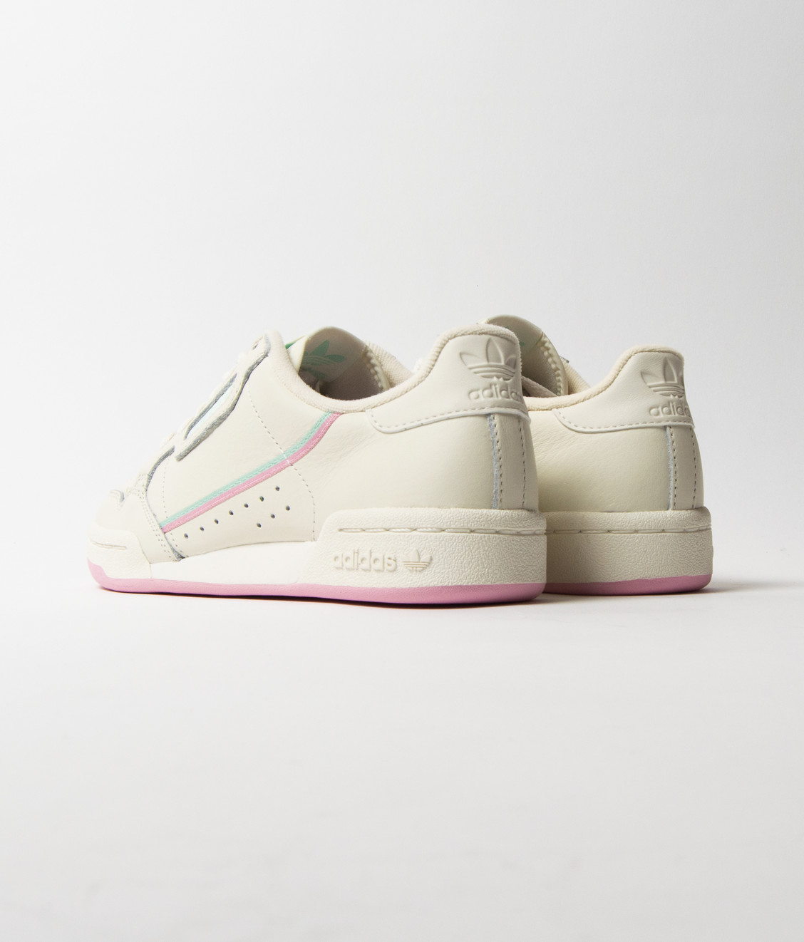 Adidas Adidas Continental 80 Offwhite True Pink