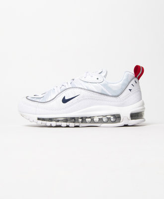 Nike Nike W Air Max 98 White Midnight Navy