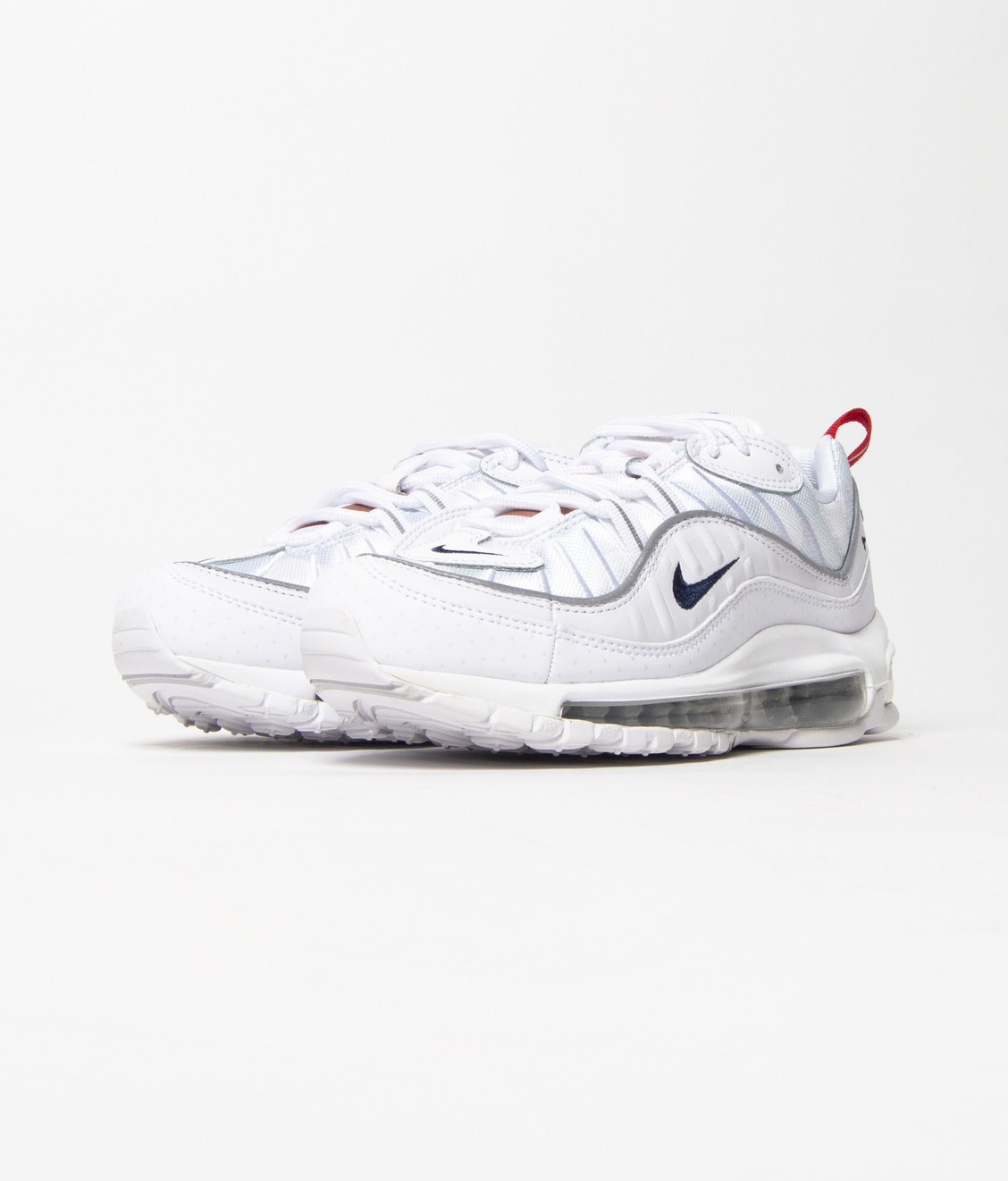 Nike Nike W Air Max 98 White Midnight Navy