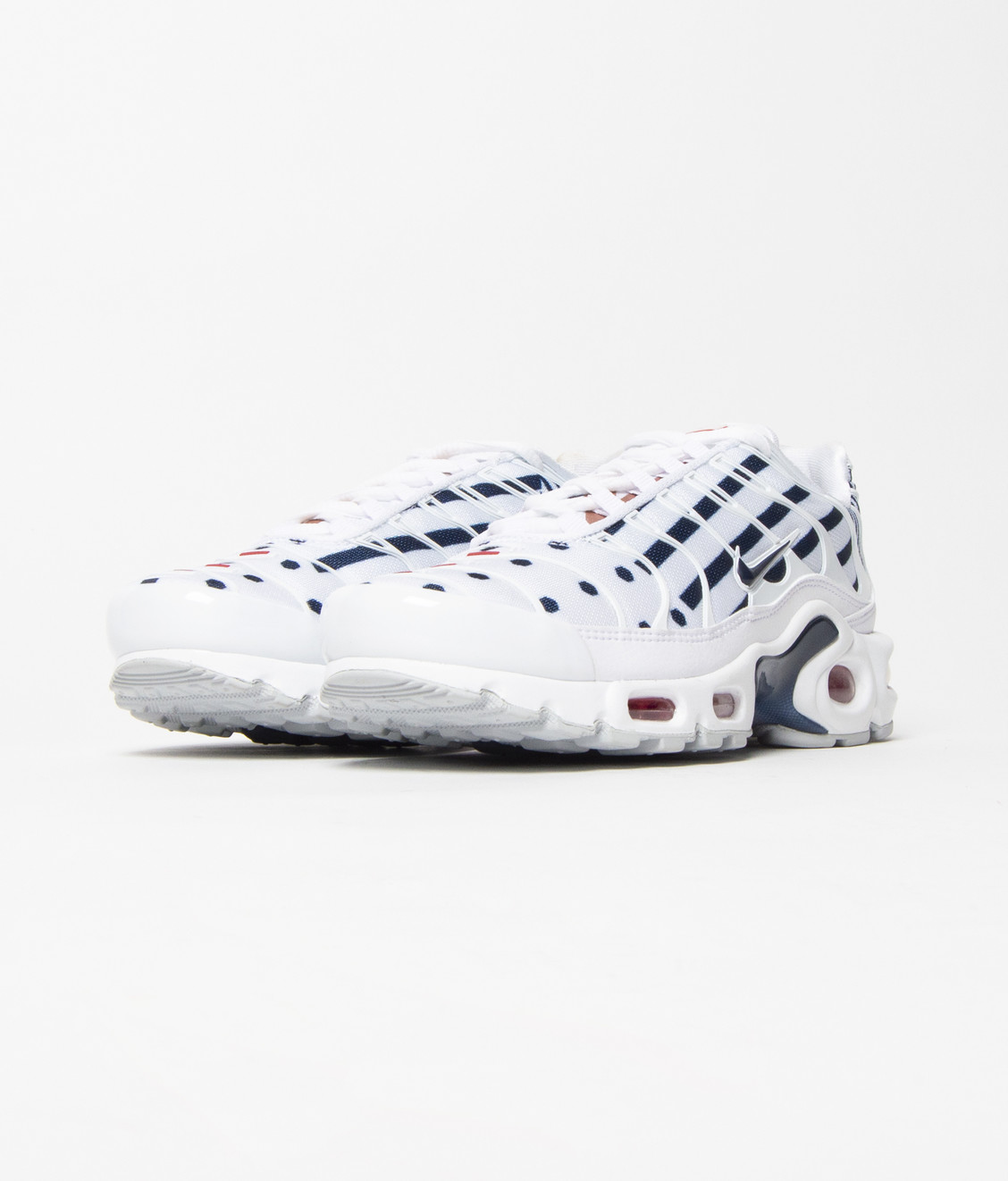 Nike Nike W Air Max Plus Tn White Midnight Navy