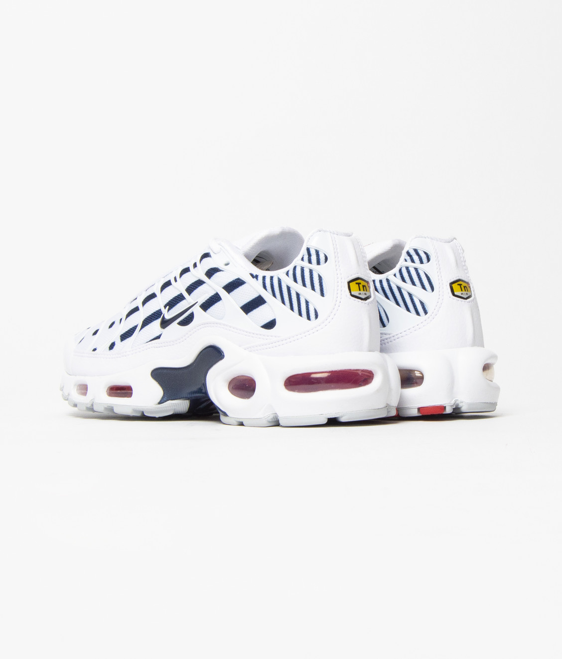 Nike Nike W Air Max Plus Tn White Midnight Navy