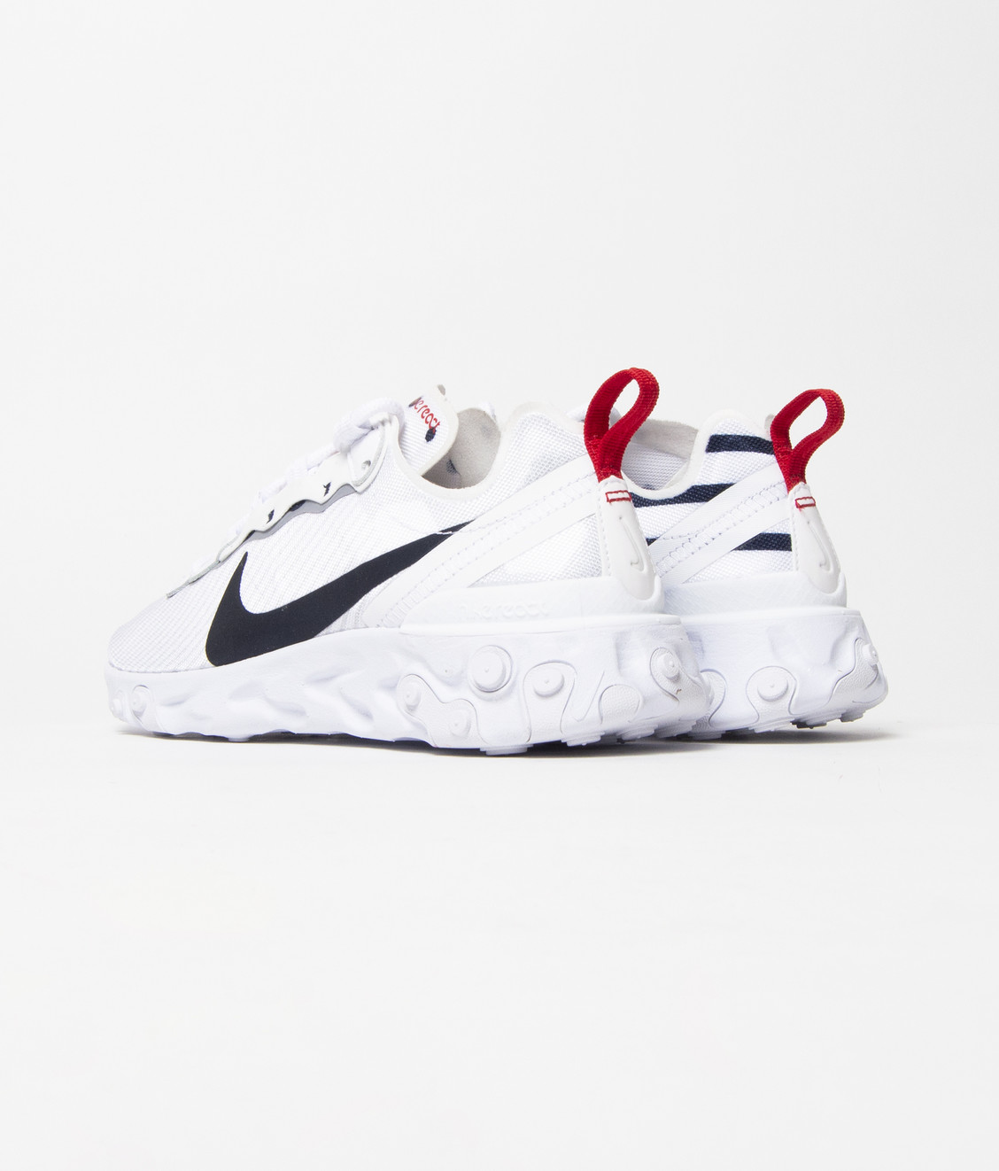 Nike Nike W React Element 55 White Midnight Navy