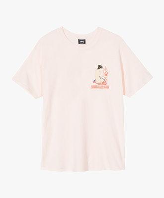 Stussy Stussy Geisha Tee Pink