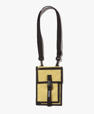 Stussy Stussy Sidekick Crossbody Pouch Gold