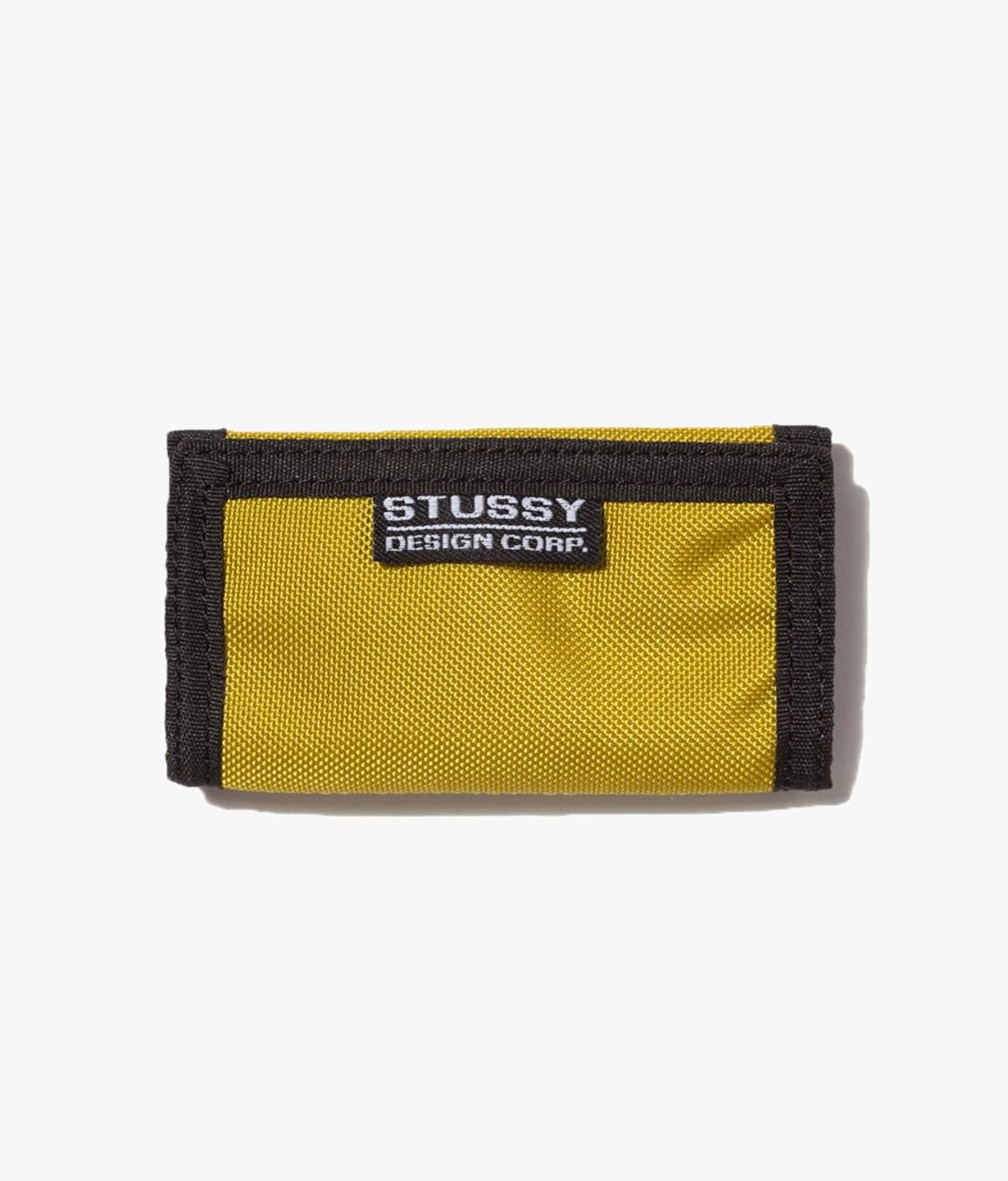 Stussy Stussy Cruzer Key Wallet Lime