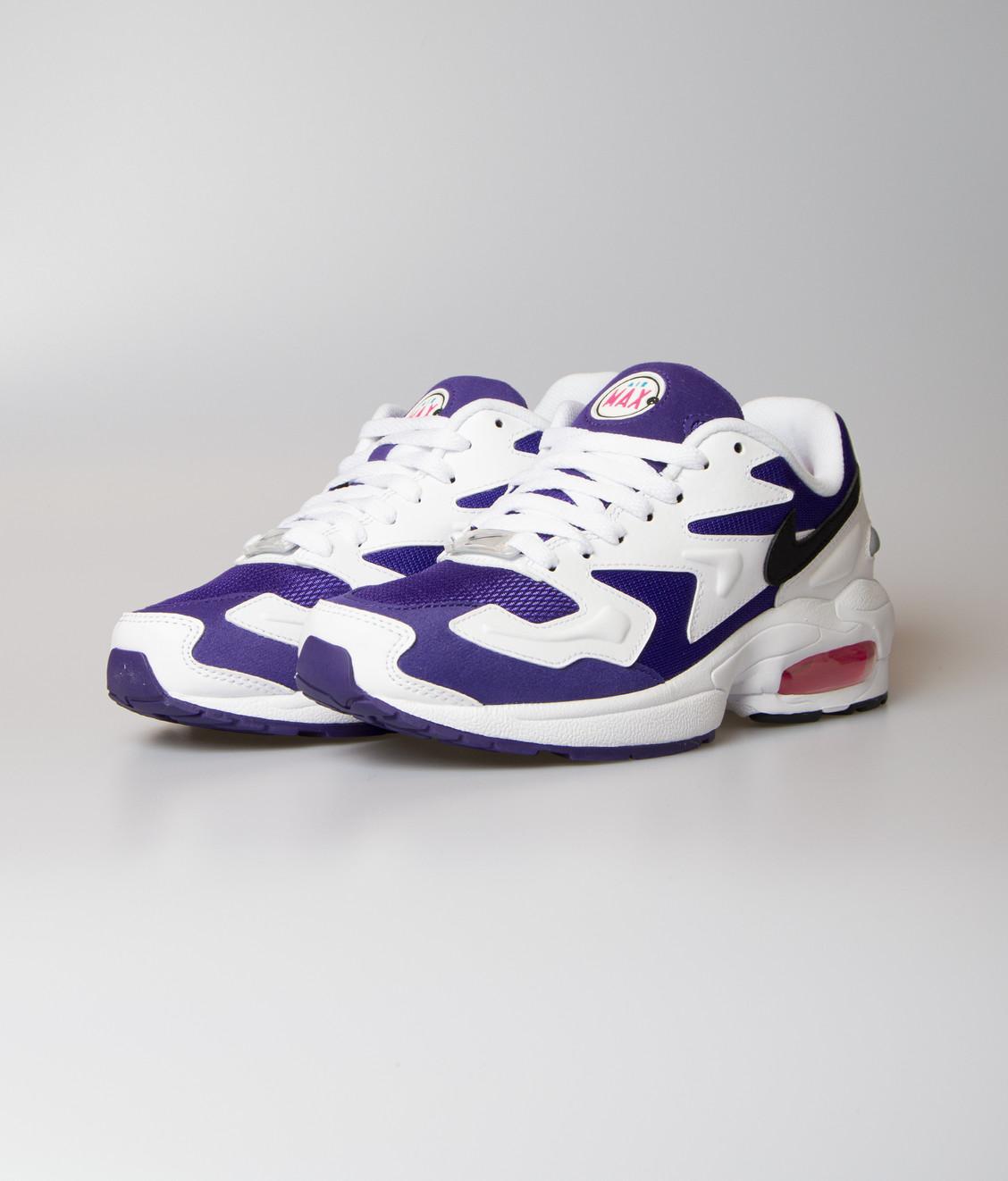 Nike Nike Air Max 2 Light White Court Purple