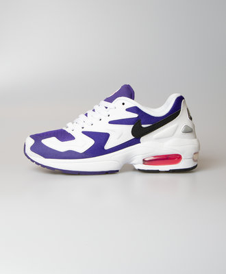 30f1b882 Nike Nike Air Max 2 Light White Court Purple