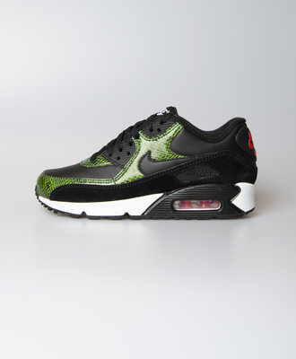 Nike Nike Air Max 90 QS Black Cyber Green Python