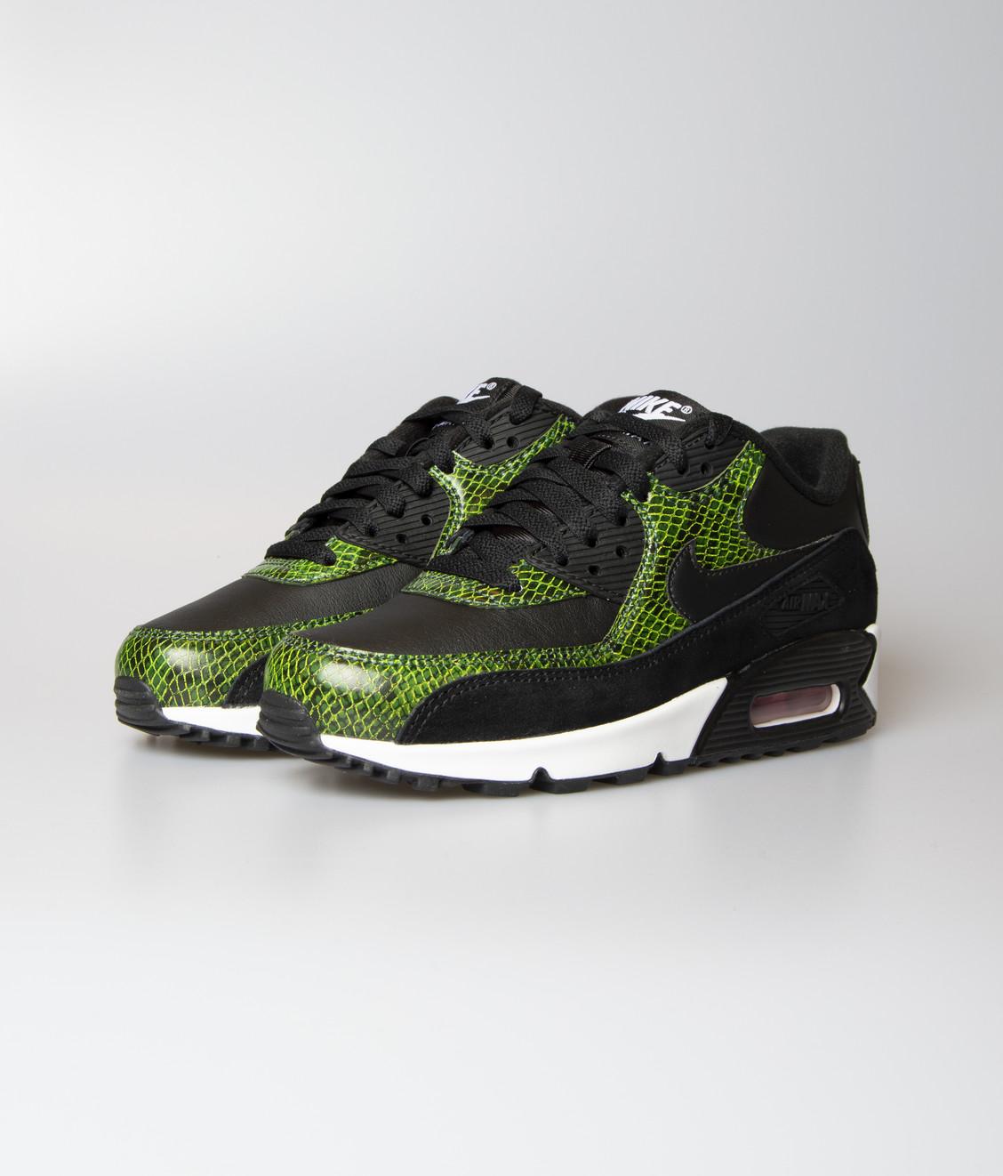 Nike Nike Air Max 90 QS Black Cyber Green Python