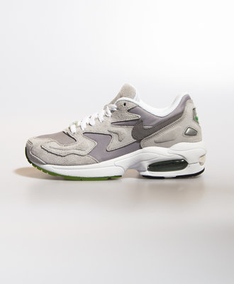Nike Nike Air Max 2 Light LX Grey Chlorophyl