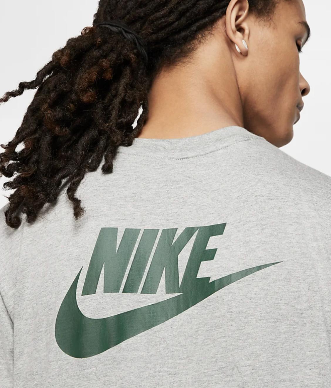 Nike Nike X Stranger Things Dark Grey Fir Tee