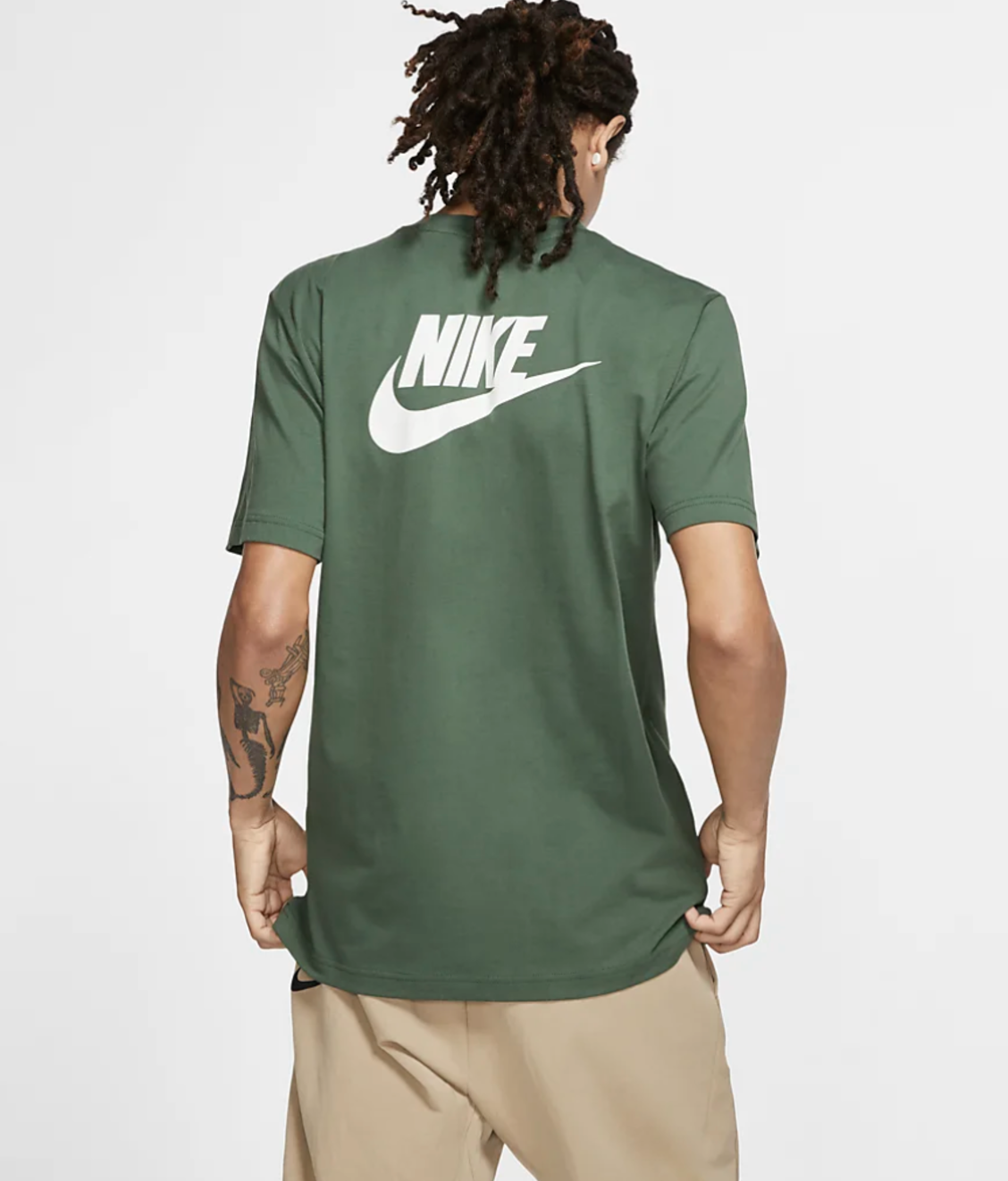 Nike Nike X Stranger Things Fir Sail Tee