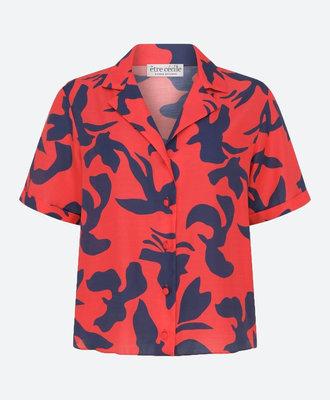 Etre Cecile Etre Cecile Hawaiian Shirt