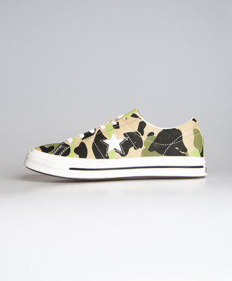 Converse One Star Ox Camo