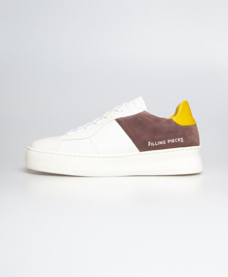 Filling Pieces Filling Pieces Low Plain Court Burgundy