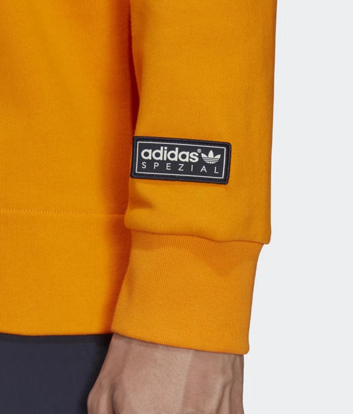 Adidas Adidas SPZL Sunnyhurst Crew Orange