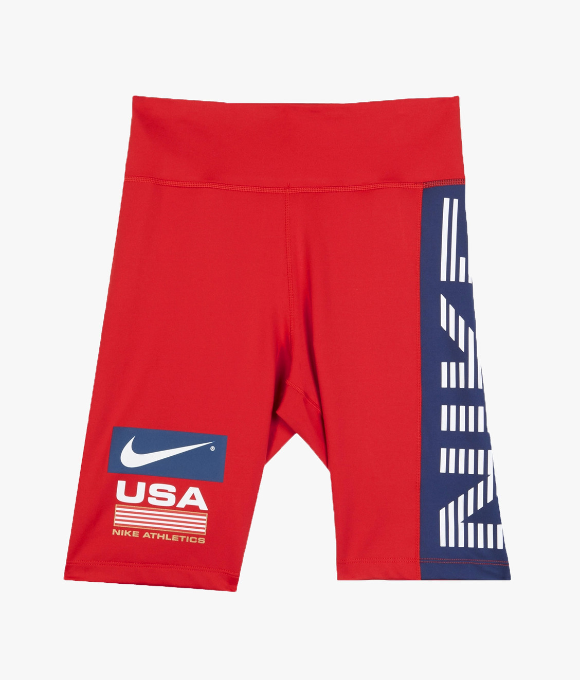 Nike W Nike NRG Bike Shorts Red USA