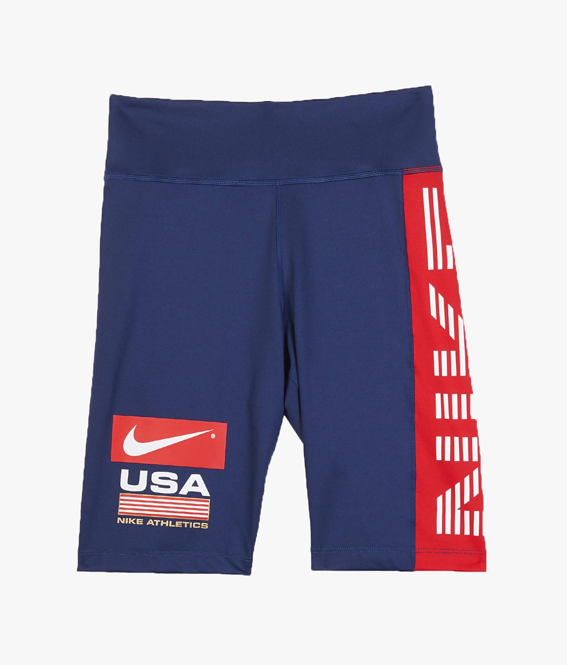 Nike W Nike NRG Bike Shorts Navy USA
