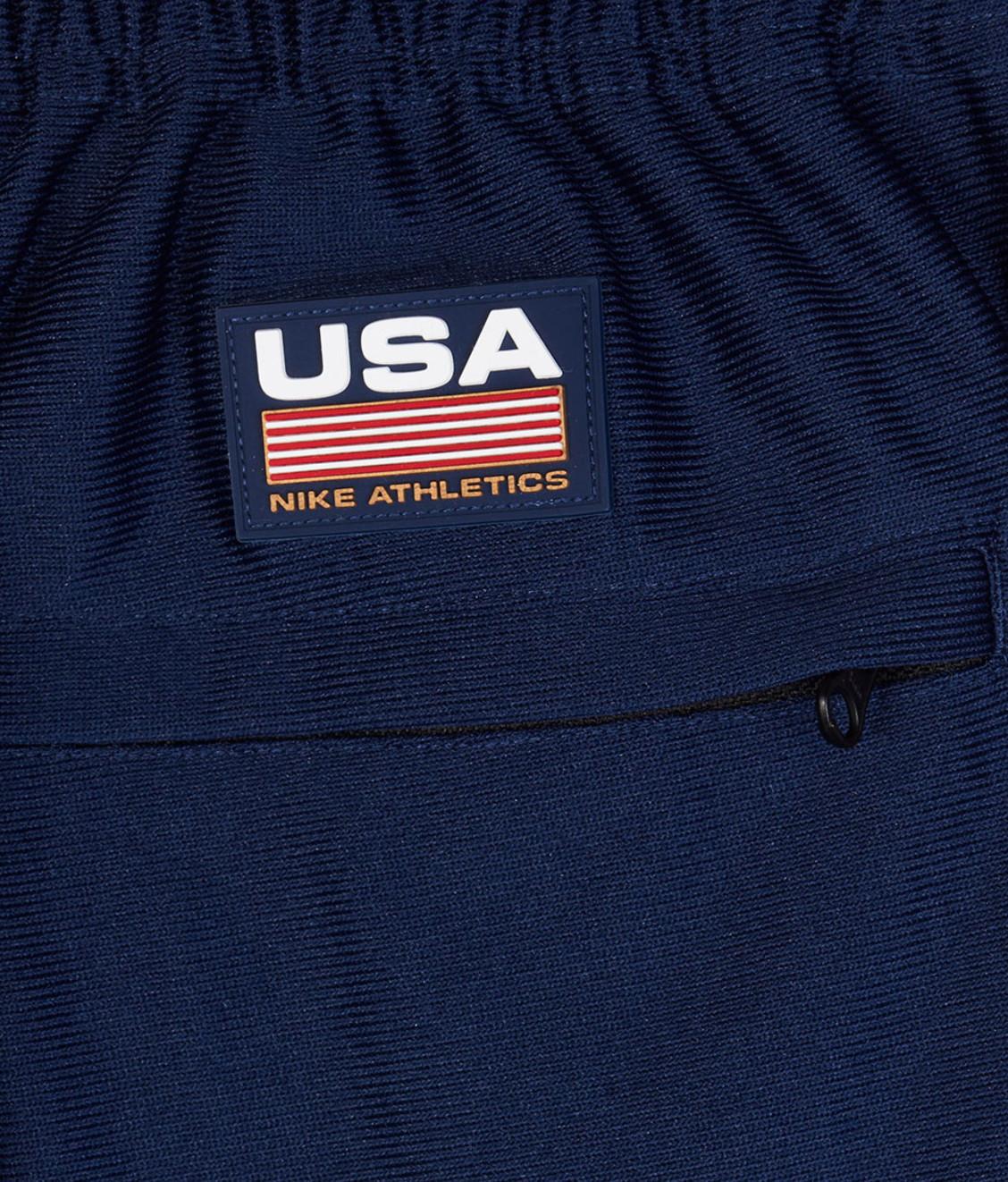Nike Nike NRG Pant Solid Swoosh Stripe Navy