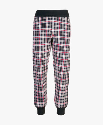 Opening Ceremony Opening Ceremony Plaid Knit Jogger