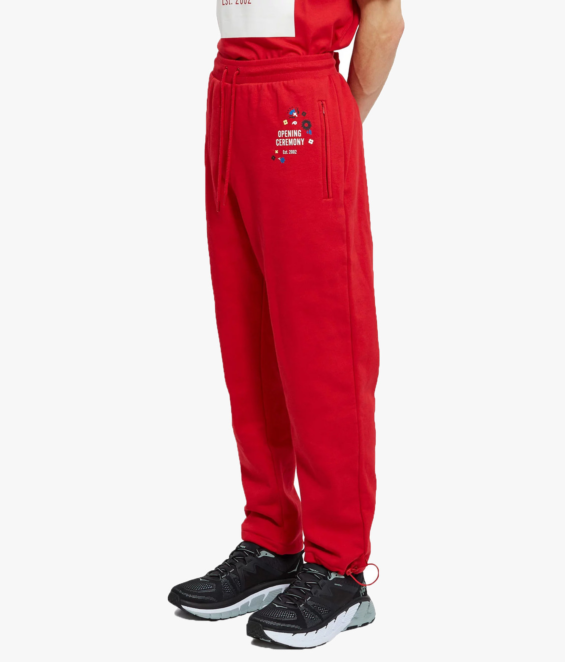 Opening Ceremony Opening Ceremony Sweatpant Red